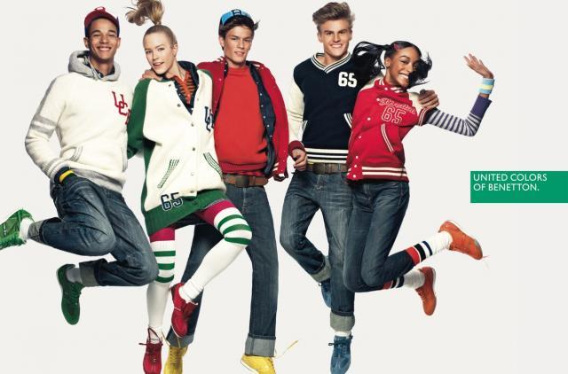 Одежда Benetton Официальный Сайт